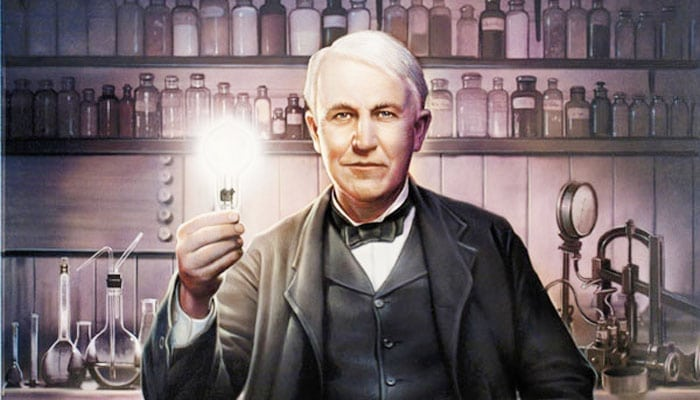 Thomas Edison Biography, Inventors, Invention, Innovation