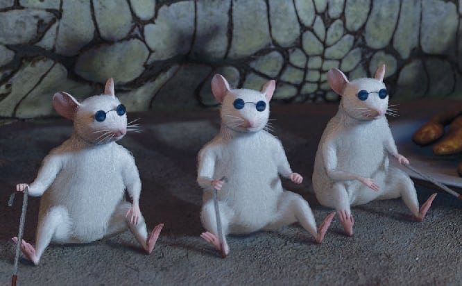 Image result for 3 blind mice