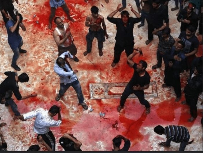 Non Muslim Perspective On The Revolution Of Imam Hussain: Islamic Blood Rituals, Savages Coming To A Town Near You Soon