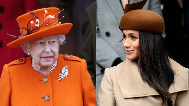 Queen angry as Meghans nude pics surface, Pushy Princess