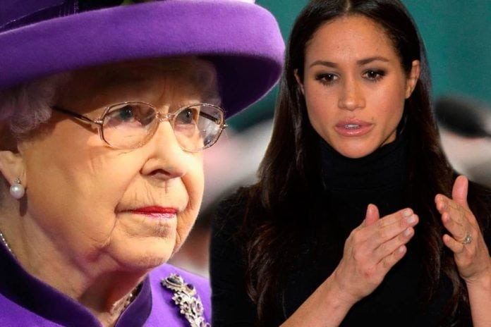 Queen Elizabeth puts the pushy princess firmly in her place
